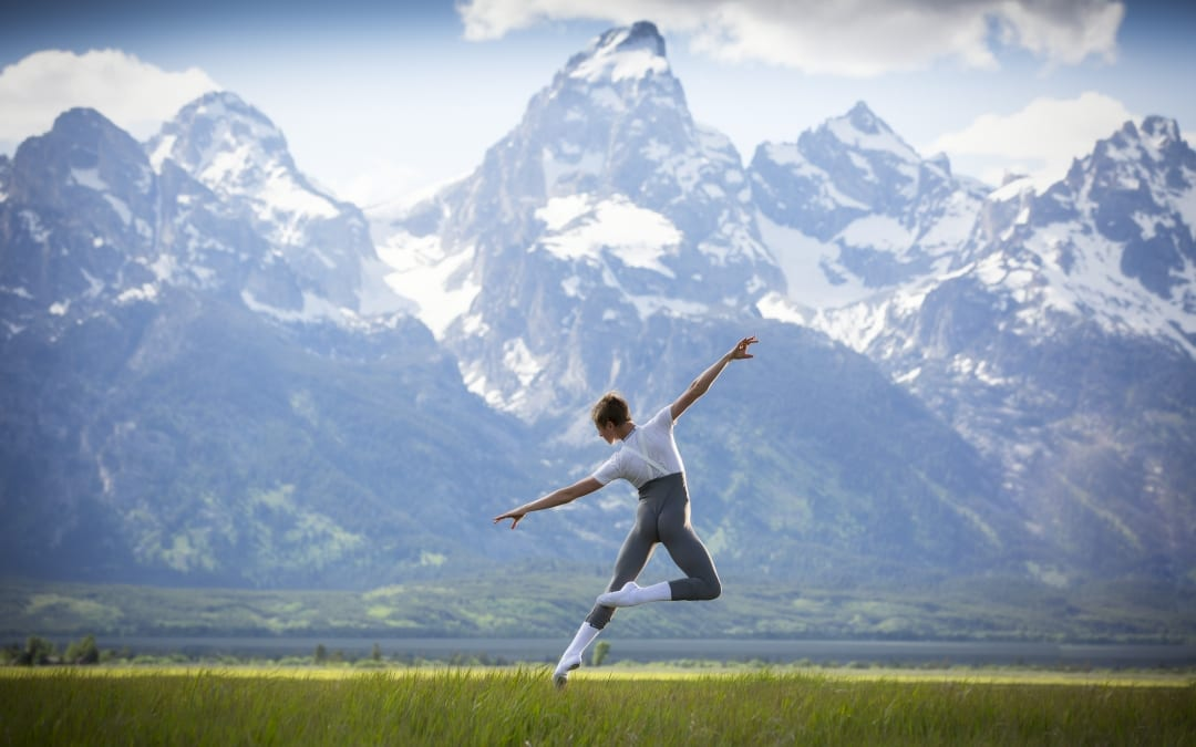 Dancing Through the Tetons